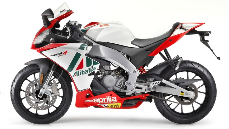 Aprilia RS4 50 Motorcycle