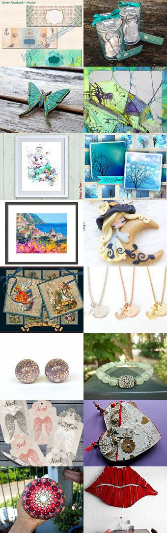 Gifts - Settembre by Miss Style on Etsy--Pinned+with+TreasuryPin.com