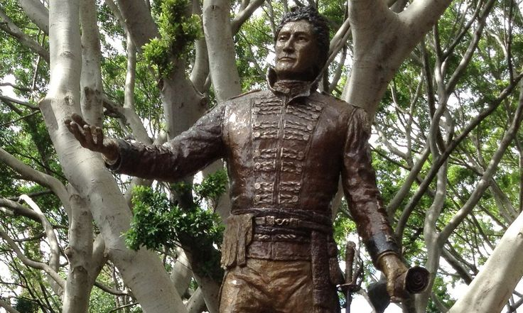The New South Wales governor, arguably the most eulogised of colonial leaders, ordered the massacre of Indigenous men, women and children at Appin