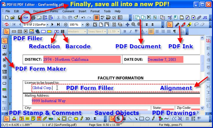 Pdfill Pdf Editor With Free Pdf Writer And Free Pdf Tools  Like