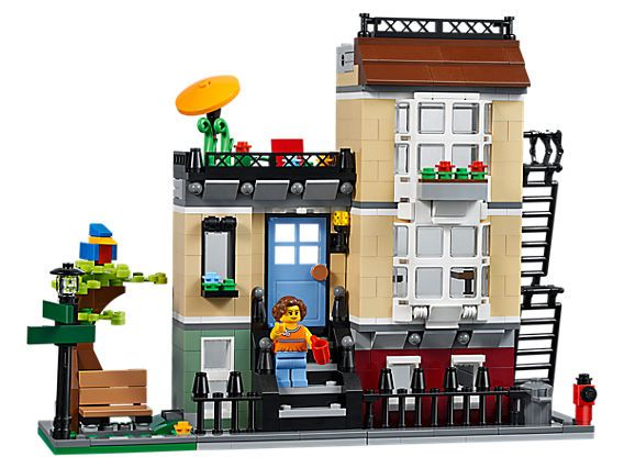 Casa di città   LEGO Shop