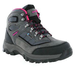 New Women Hi-Tec Hillside Waterproof Walking Hiking Trail Ankle Boots Size 6-10 - $57.44  #newwomenhikingshoes