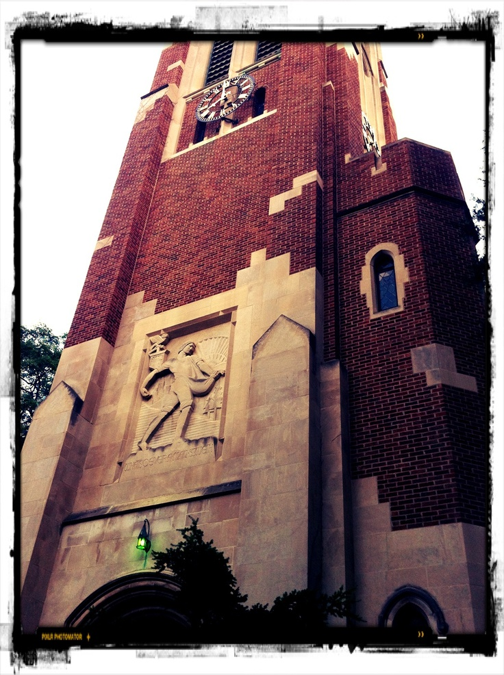 Michigan State Beaumont Tower! #backtoschool