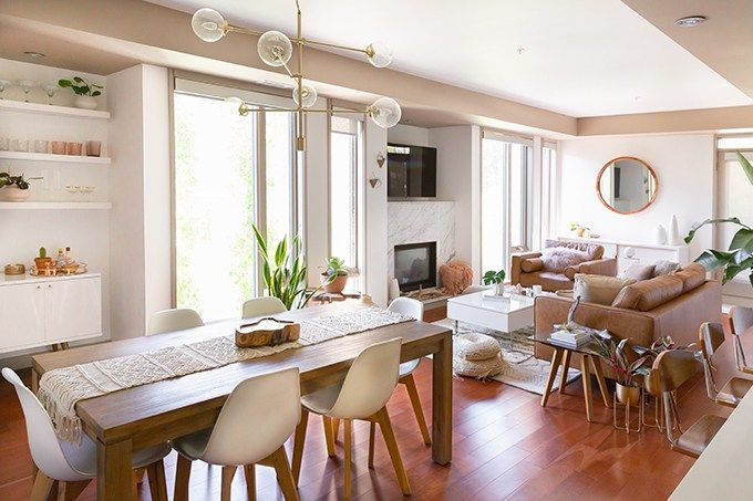 Space Refresh Sanctuary Inspiration Dining Room Design Home