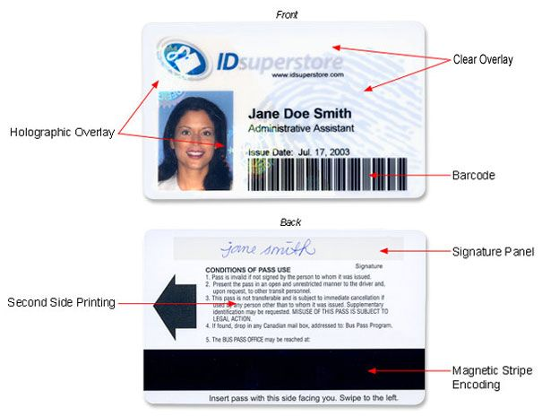 Best Id Cards Images On   Card Maker Cards And Maps