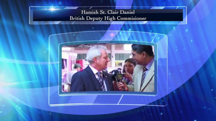 Views of Hamish Daniel (Ex-British Deputy High Commissioner)  #ARAR #Islam #Pakistan