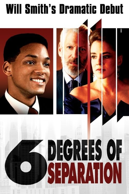 Watch Six Degrees of Separation 1993 Full Movie Online Free   Download Six Degrees of Separation Full Movie free HD   stream Six Degrees of Separation HD Online Movie Free   Download free English Six Degrees of Separation 1993 Movie #movies #film #tvshow #moviehbsm