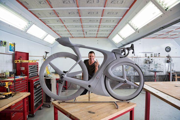 Merkabici Specialized fUCI, concepto de bicicleta que rompe con todos los parámetros de UCI