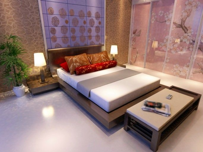 18 best 83 Modern Master Schlafzimmer Design-Ideen (Bilder) images - holz boden und decke modern interieur