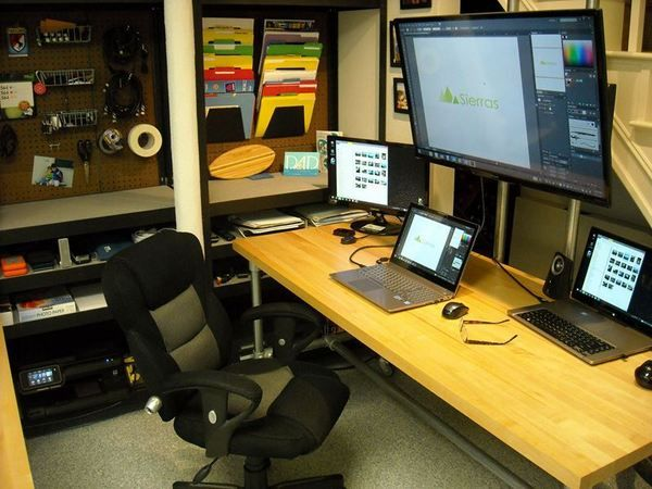 355 best Multiple Monitor PC Desk images on Pinterest