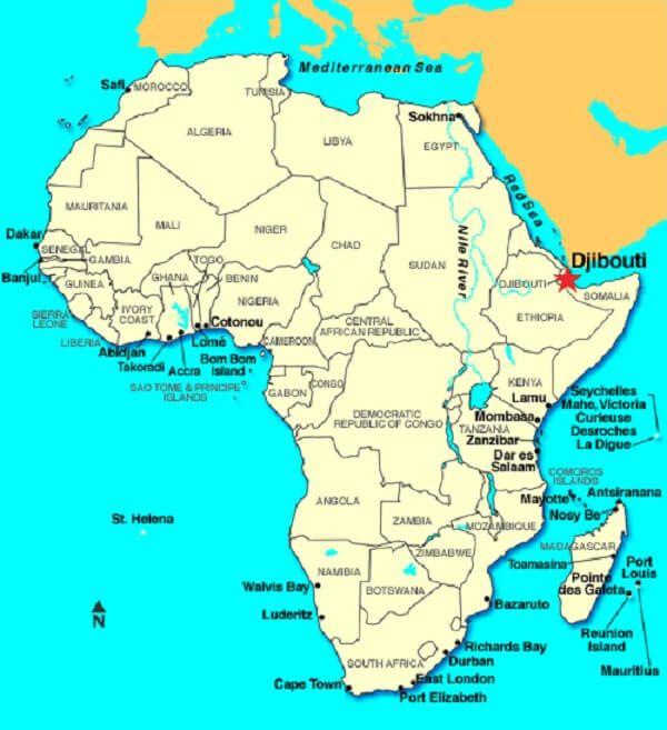 This Global Life: Djibouti   Day 25  Djibouti Facts