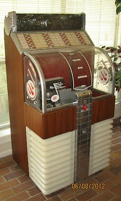 1952 Ami D 80 Jukebox | eBay