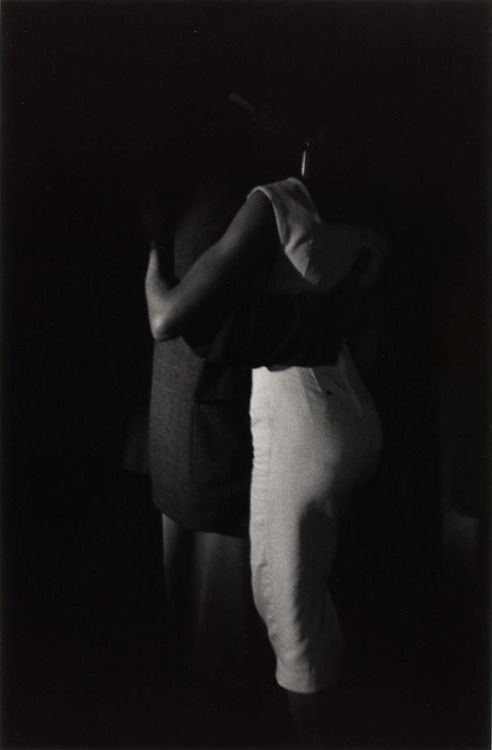 couple dancing, new york, 1956 - by Roy DeCarava