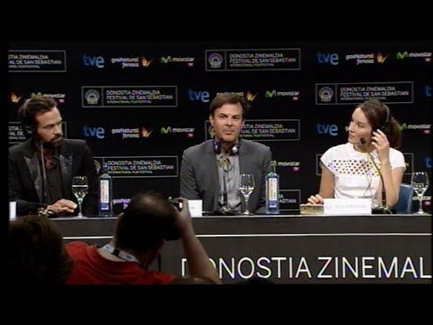 Rueda de Prensa ''Une Nouvelle Amie / The New Girlfriend (S.O.) - 2014