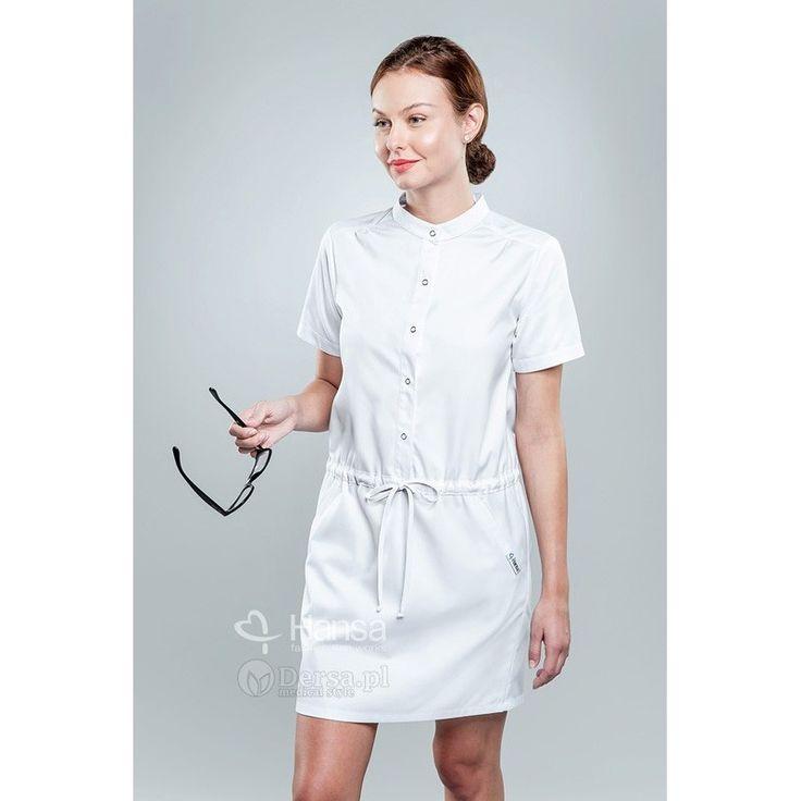 Sukienka Medyczna Hansa 0208 - Dersa
