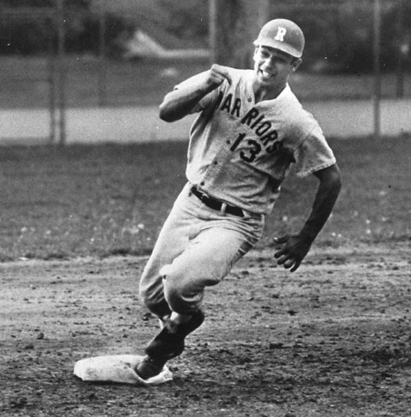 Current Red Sox Manager Bobby Valentine During His High School Days In  Stamford, Connecticut.