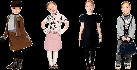 Детская мода брюки