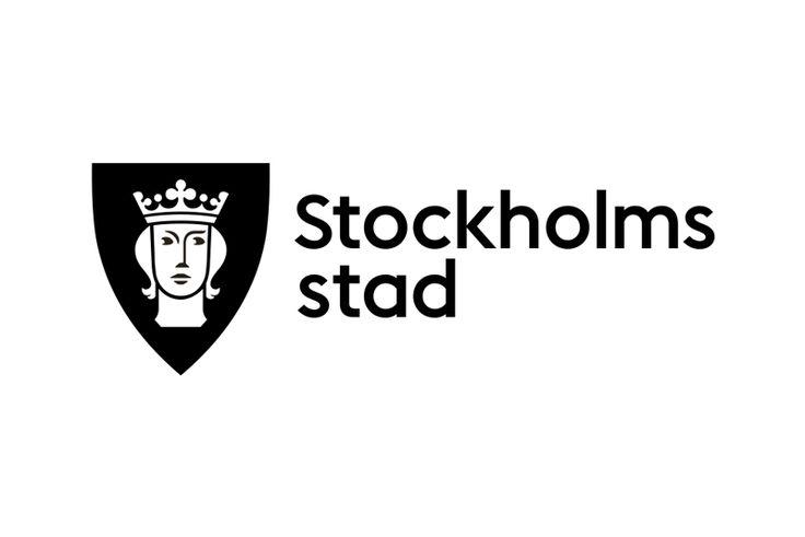 Stockholms Stad Logo Design
