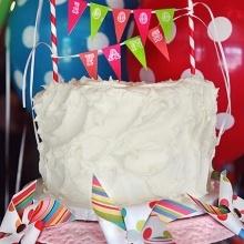 Cute/easy birthday cake idea