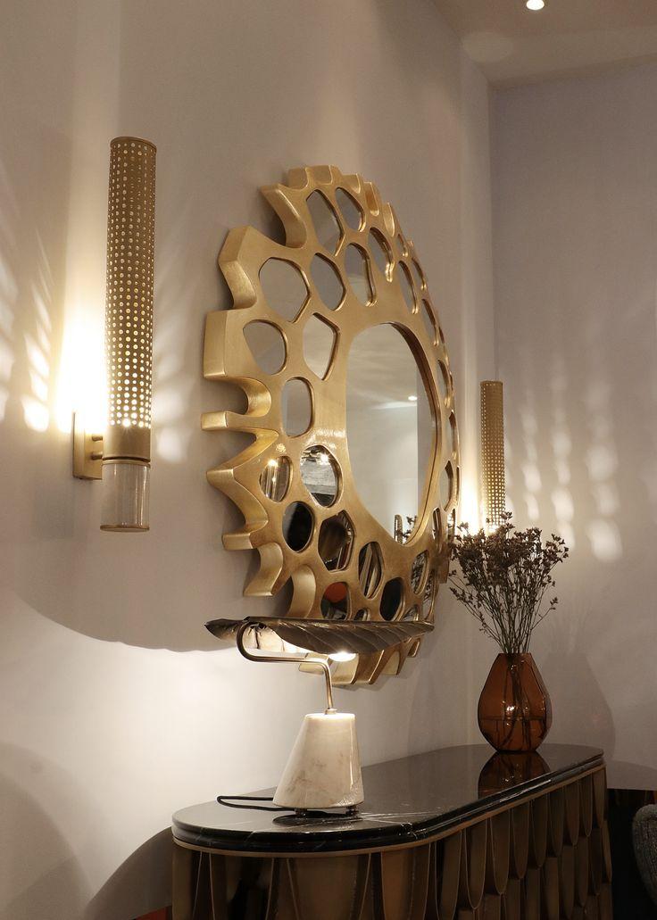 Update you Interior Design Project using the best lighting solutions! | CYBO WALL LAMP | Modern Lighting | lighting solutions | Interior Design | #interiordesign #designtrends #luxuryfurniture #decoration #homedecor #interiordesigninspiration #interiordesigntips #decoratingideas #livingroomideas #diningroomideas #tendancedeco  #designdeinteriores | more @ http://www.brabbu.com/?utm_source=Pinterest&utm_medium=ambience&utm_campaign=1imagem1000inspiracoes&utm_content=BBsv