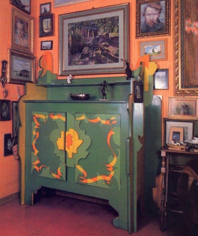 Giacomo Balla - užité umění
