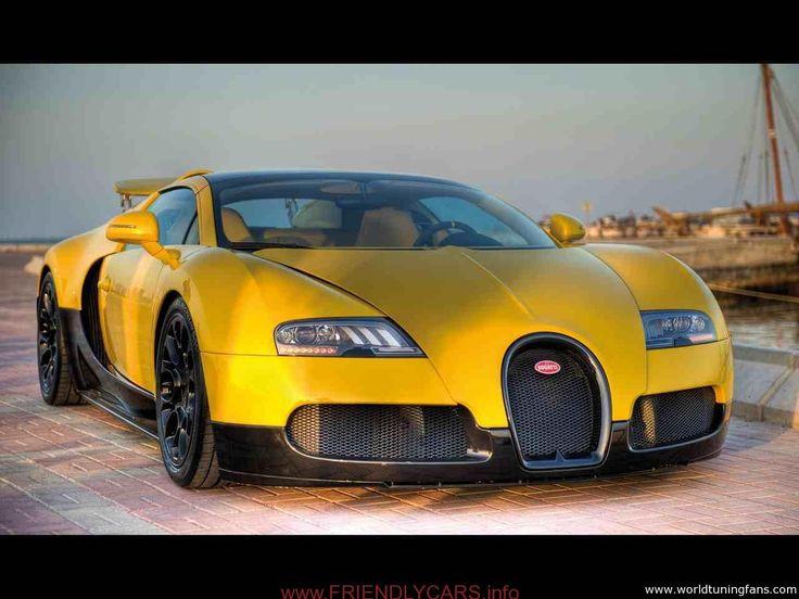 cool bugatti veyron yellow and black image hd sports car qatar best sports car in the