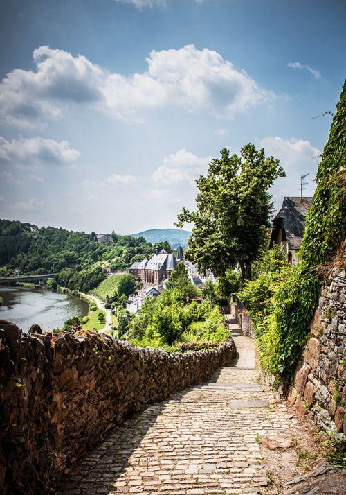 Saarburg - Rhineland-Palatinate ~ Germany