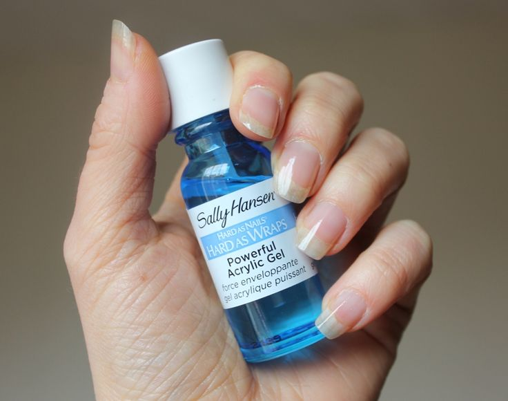 I love this stuff!  Best $5 I ever spent!  What Helps Nails Grow Strong | ... nails grow stronger how can i make my nails grow longer how can i stop