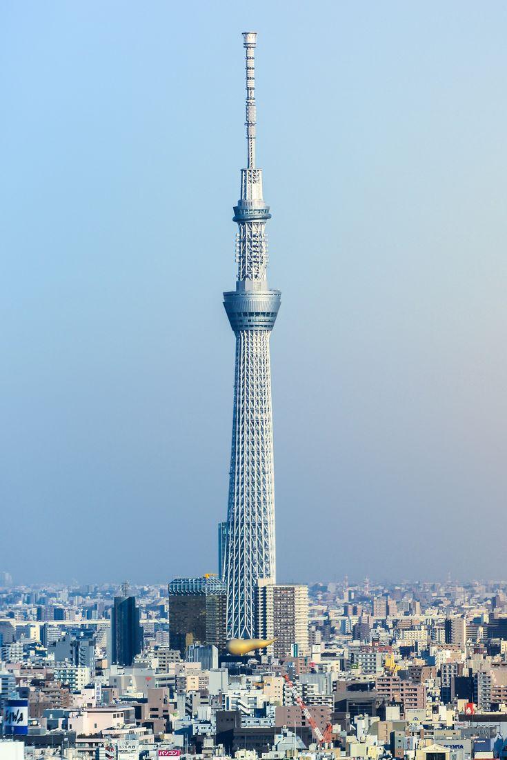 Tokyo Sky-tree (634-meter) is a broadcasting, restaurant ...