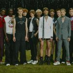 Grand Palais Kris Van Assche svela la collezione estiva per Dior Homme