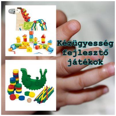 TOUCH this image: Kézügyesség fejlesztő játékok by Eszter Aranyiné