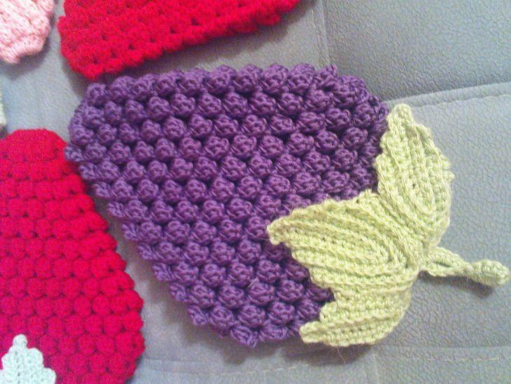 potholders crochet