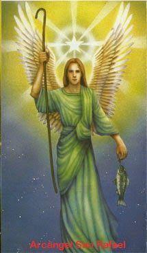 Oración de Sanación al Arcángel San Rafael – Reconectate con tu esencia divina