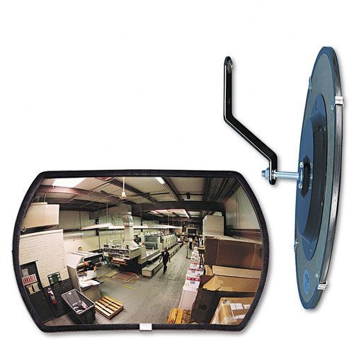See All Round 160° Convex Security Mirror, Safety & Security Mirrors