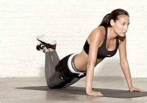 Ничего лишнего: простая 10-минутная тренировка для всего тела