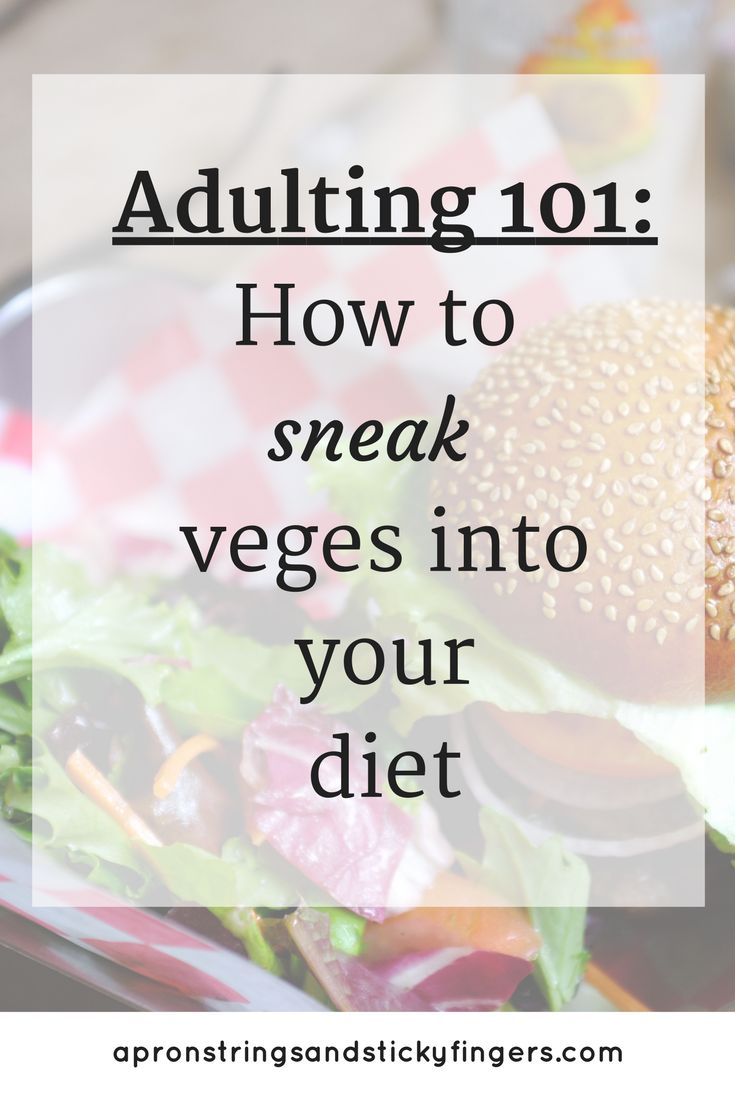 Being an adult means taking care of yourself and eating proper meals. But sometimes we get so busy that dinner becomes a handful of cereal instead of something nutritious and filling. These recipes are easy ways to sneak veges into your diet.