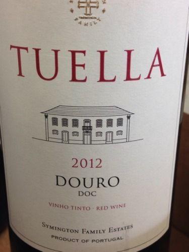 Tuella Douro 2012, 06.08.2014 - ca. EUR 5,00 bei REWE. Schöner portugiesischer Roter zum Wegtrinken, zumal zu dem Preis. Portugal bleibt bei Weinen weiterhin ein (Bald-nicht-mehr-Geheim-)Tipp.