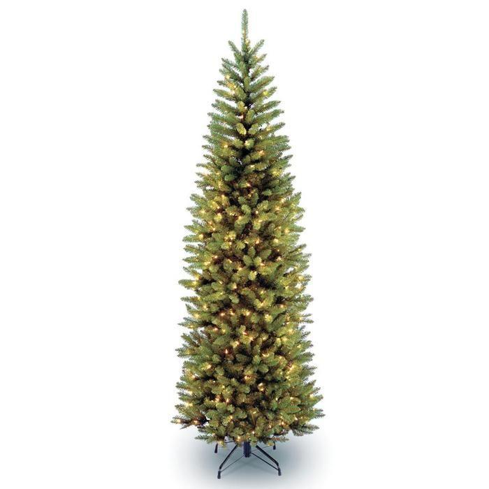 Tall Skinny Christmas Trees Pre Lit Skinny Christmas