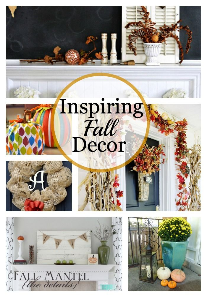 Awesome Fall ideas and tons of inspiration. www.chatfieldcourt.com