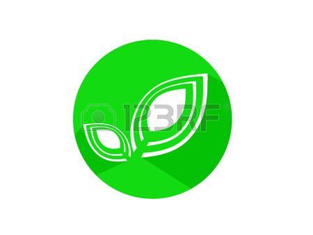 Eco Leaf Icon