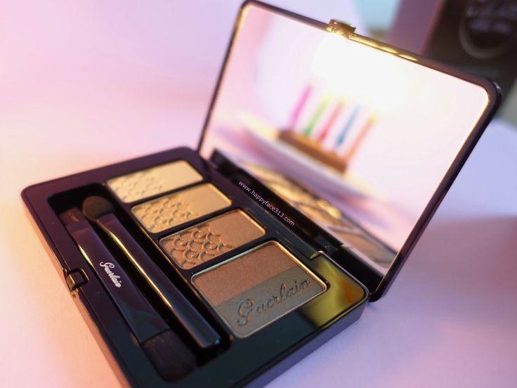Guerlain Eyeshadow Palette 5 Couleurs 03 Coque d'Or - HappyFace313