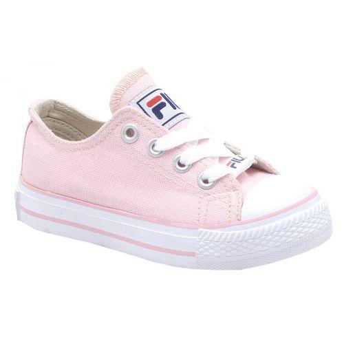Deze Fila Ridgewood TDL Low - Deze Fila Ridgewood TDL Low zijn lage sneakers voor kinderen. De neus van de schoen heeft een witte voorkant wat het geheel een sportief uiterlijk geeft. De schoen is gemaakt van textiel. De herkenbare witte zool van deze schoen zorgt voor een trendy uiterlijk. Een prima schoen voor sportieve kinderen die er graag trendy bij lopen.