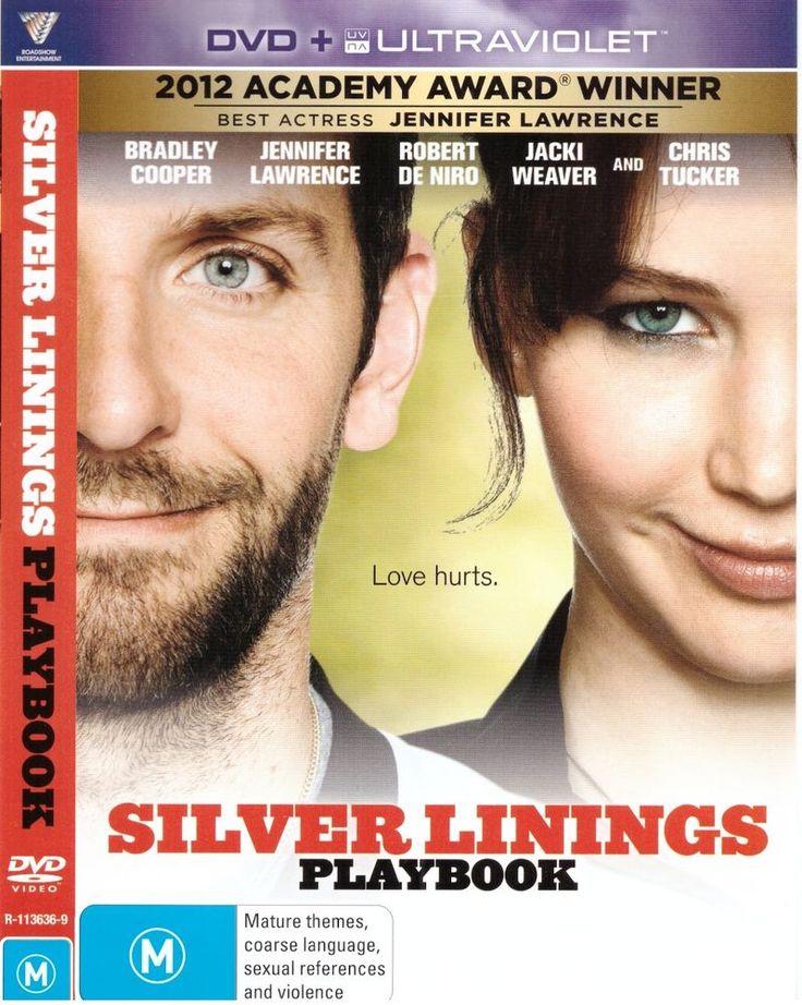 Silver Linings Playbook DVD R4 Bradley Cooper,Jennifer Lawrence