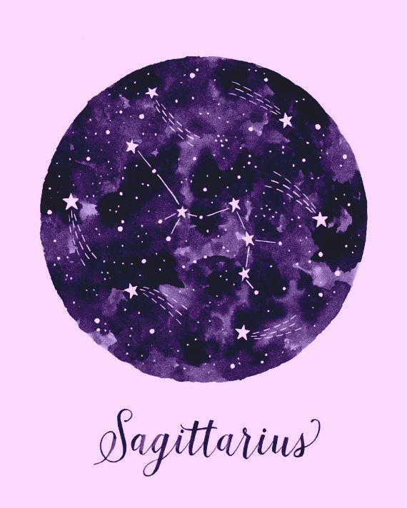 Sagittarius constellation ★