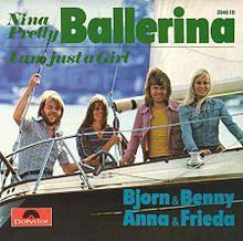 The ABBA hit: Nina pretty ballerina