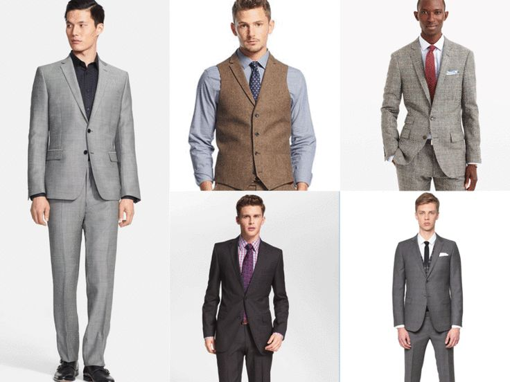 What To Wear To A Wedding Wedding Outfits For Men And ...