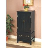 Found it at Wayfair - Wapato Jewelry Armoire with Mirror