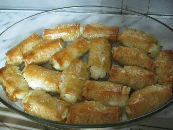 Παραδοσιακές και όχι μόνο συνταγές που προσδοκούμε να τα απολαύσετε.
