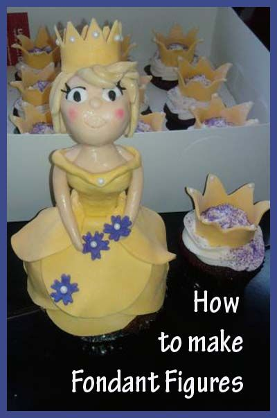 How to make Fondant Figures