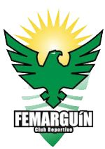 Femarguín cd 2ª Nacional española
